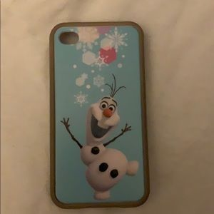 Accessories - iPhone 4 Disney character case
